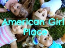 American Girl Place Blog button